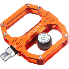 magped Sport 2 Magnetic Pedals, orange